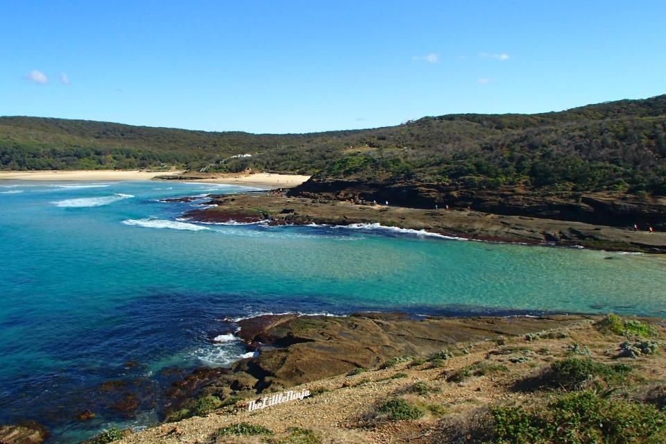 Rafferty's Coastal Run Scenery - The Little Ninja
